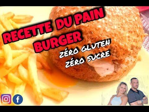 recette-pain-burger-zÉro-gluten-zÉro-sucre