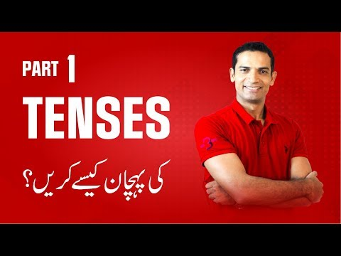 English Tenses Training | How to recognize English Tenses in Urdu/Hindi by M. Akmal | The Skill Sets