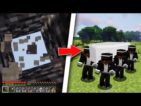 Minecraft: Coffin Dance Meme | Funeral Dance Meme #2