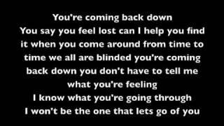 Lifehouse Come Back Down lyrics