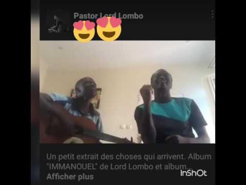 Adoration - Pastor Lord Lombo Album Emmanuel
