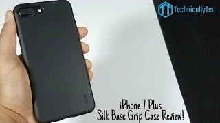 iPhone 7 Plus Silk Base Grip Case Review!