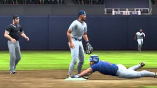 MVP Baseball 2003 PS2 PCSX2 Cubs at Yanks 60fps