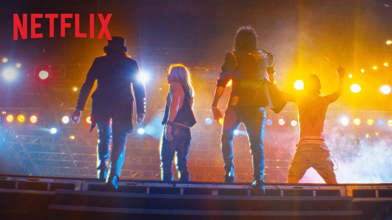 The Dirt | Officiële trailer [HD] | Netflix