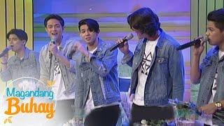 Magandang Buhay: BoybandPH sings