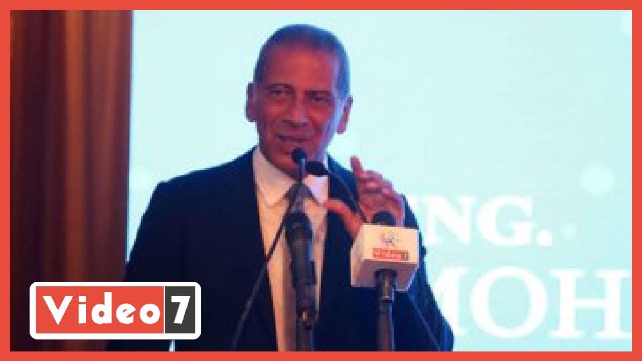 رئيس البورصة ومحمد الرشيدي يفتتحان الجلسة لبدء تداول شركة تعليم لخدمات الإدارة  - 11:59-2021 / 4 / 7
