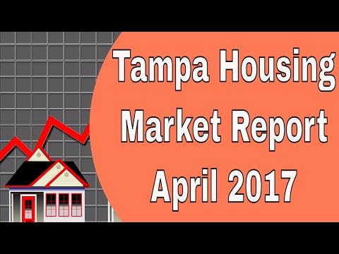 Tampa Housing Market Report - April 2017