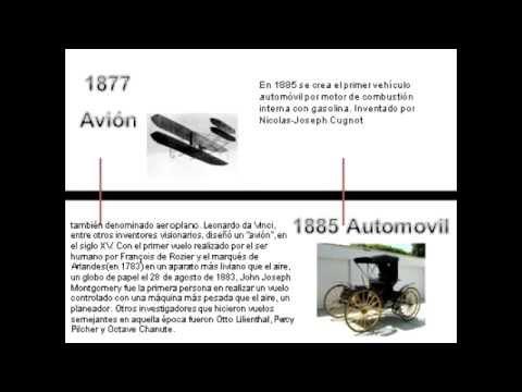 5 inventos tecnologicos mas importantes de la historia