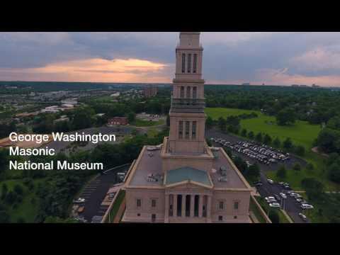 George Washington Masonic National Memorial Alexandria, Virginia [4K]