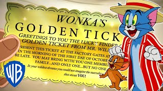 Tom & Jerry | Charlie and the Golden Ticket | WB Kids