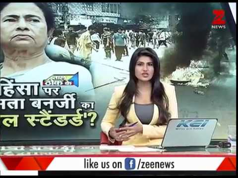 Taal Thok Ke: Why is Mamata Banerjee lenient towards violence in West Bengal?