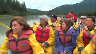 Alaska Travel Adventures: Mendenhall Glacier Float Trip in Juneau