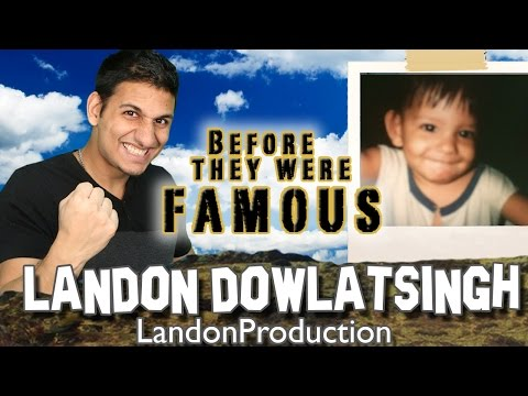 LANDON PRODUCTION - Before They Were Famous - MostAmazingTop10
