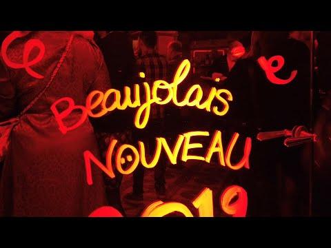 Beaujolais Nouveau Celebrations In Paris 2019