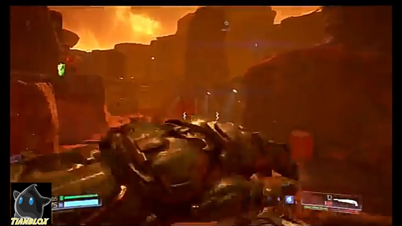 Doom Switch Ver 1 1 1 Gameplay   Controles de movimiento- Motion Controls