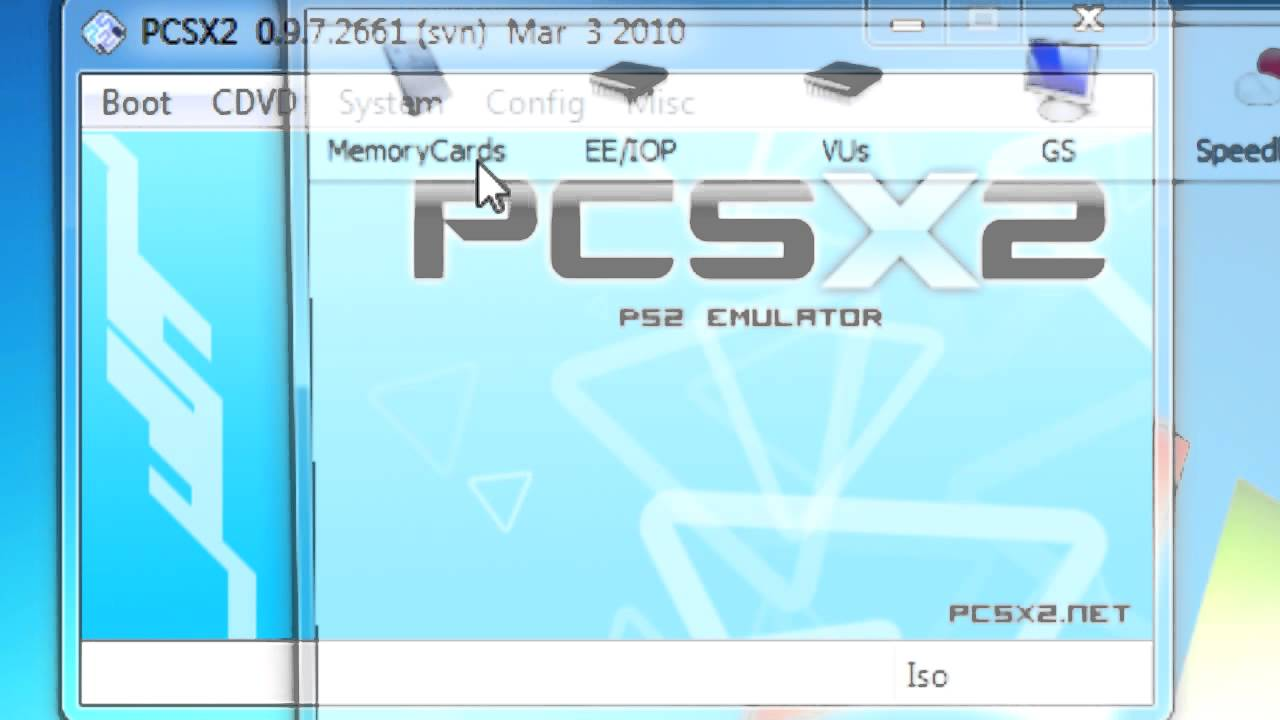How to play PCSX2 config with KEYBOARD tutorial HD