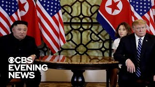 Download Video Trump's summit with Kim Jong Un ends early MP3 3GP MP4