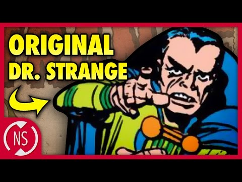 Marvel's Original DOCTOR STRANGE Is A Silly Villain You've Never Heard Of! || NerdSync