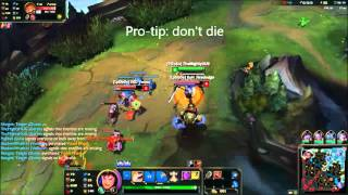A Comprehensive Step-by-Step Guide to Carrying as Garen