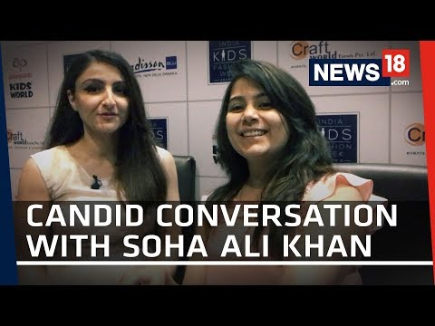 Soha Ali Khan Talks About Her Style Game, Pregnancy Advice From Kareena Kapoor Khan And More