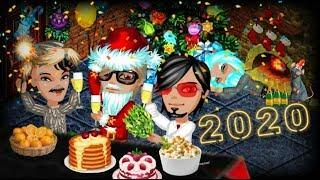 НОВОГОДНЯЯ НОЧЬ В АВАТАРИИ 2020 Ночь с 31 декабря по 1 января
