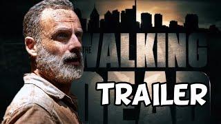 Rick Grimes Movie Official Teaser Trailer Breakdown