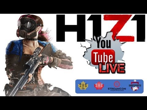 H1Z1 Just Survive | 1080p | Social Hour Gaming | Social | H1Z1 Reddit  anyone?