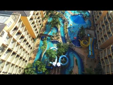 Gold Coast Morib International Resort   Water Theme Park