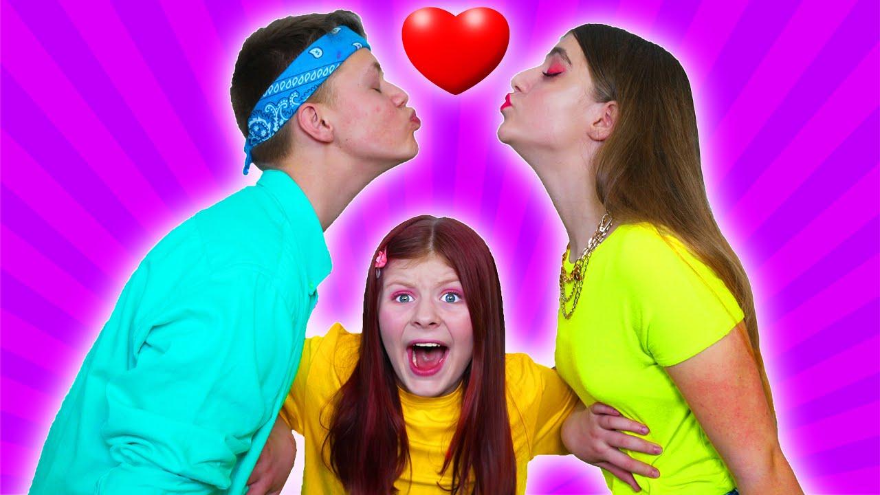 Hermana Mayor VS Hermana Menor || Situaciones graciosas con amigos