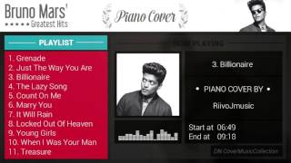 Bruno Mars Piano Cover Playlist