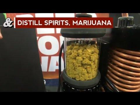 PicoStill for Spirits, Marijuana Oils at #CES2018