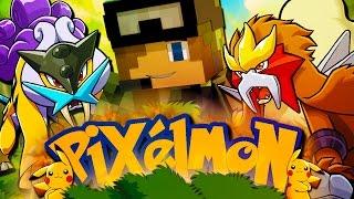 crew pixelmon the legendary beasts part 17 minecraft pokemon mod