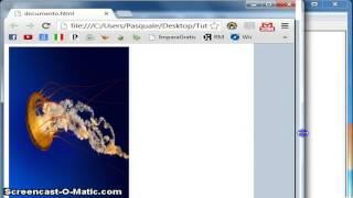 Tutorial HTML #5 - Inserire un'immagine