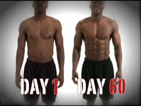 INSANITY - THE HARDEST WORKOUT ON DVD - YouTube