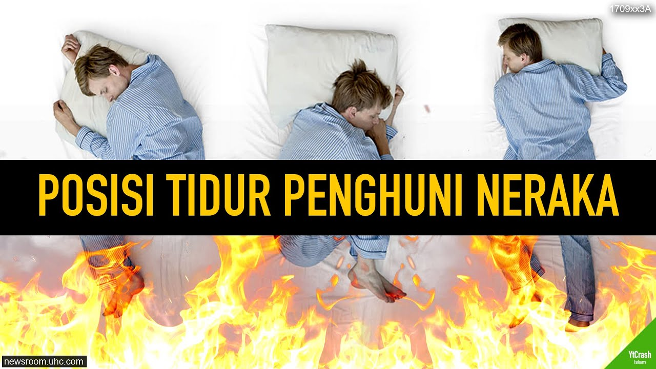 ASTAGFIRULLAH, Jangan Tidur Seperti ini Lagi! Sudah Terbukti Apa yang Disabdakan Rasulullah ﷺ ini