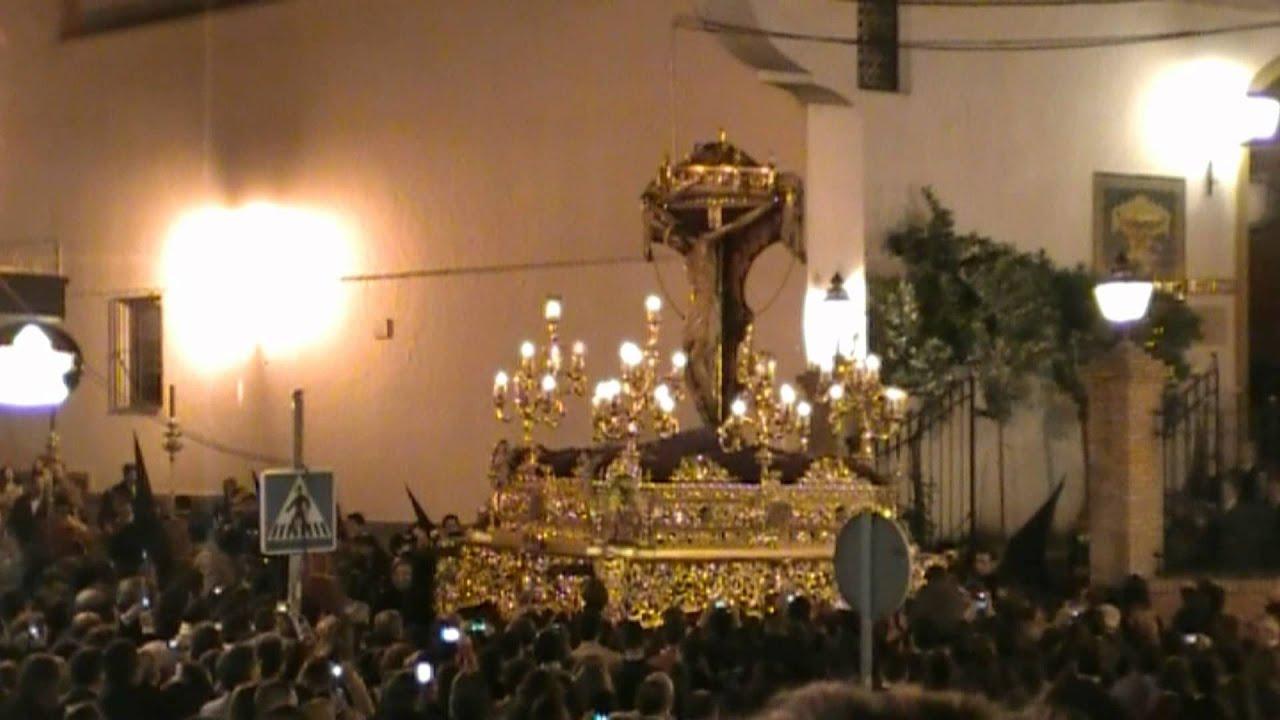 Salida de la Hermandad del Cristo de San Pedro de Marchena ...