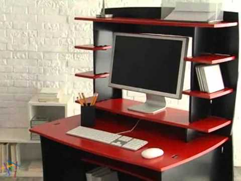 Legare 36 Inch Writing Desk With Hutch Product Review Video