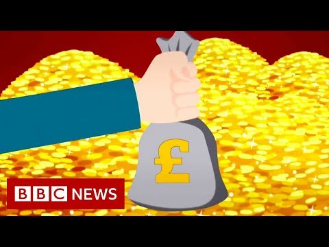 What Does A Billion Pounds Look Like? - BBC News