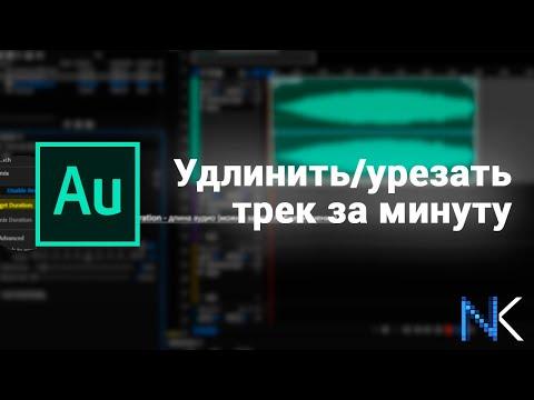 Удлинить до +бесконечности композицию в Adobe Audition за минуту. Ну а можно и урезать :)