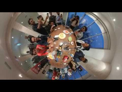 Kapil Sharma, Sumona, Krusha, Bhatri Singh | The Kapil Sharma Show 360 degree MADENESS In Dubai ||