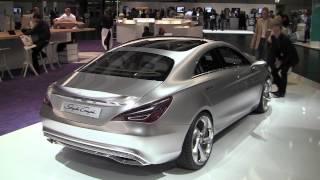 Mercedes CLA Concept