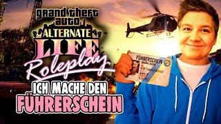 Die Führerscheinprüfung - GTA V Roleplay German - Herr Currywurst