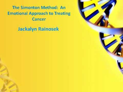 The Simonton Method- An Emotional Approach to Treating Cancer by Jackalyn Rainosek