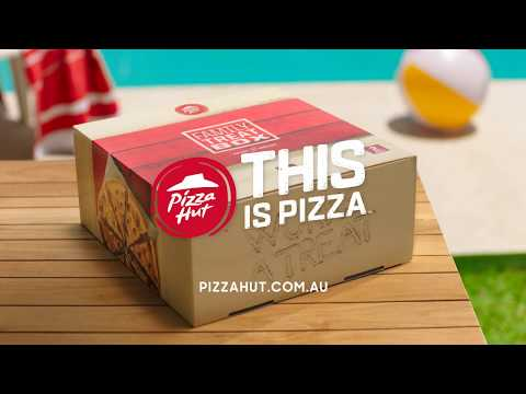 Pizza Hut - Family Treat Box thumbnail