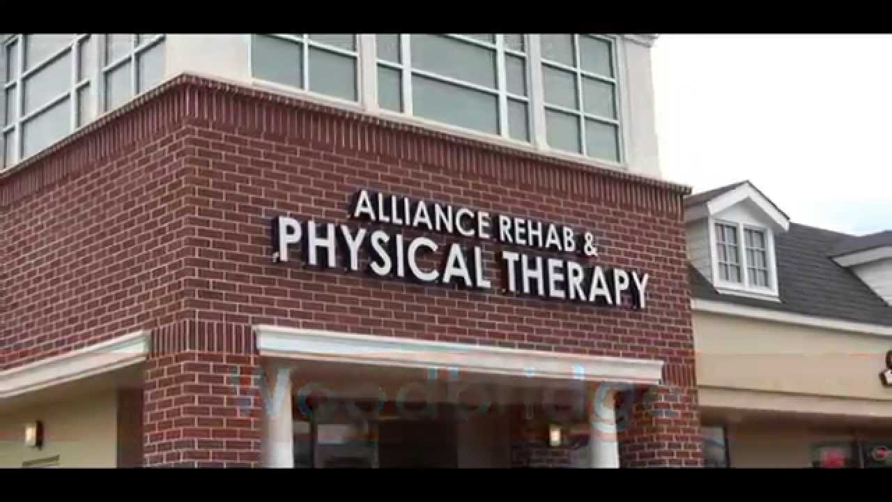 Alliance Physical Therapy in Woodbridge VA - YouTube