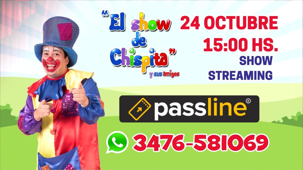 Show de Chispita Streaming