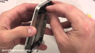 iPhone 4s Screen Fix and Repair COMPLETE w PDF Screw chart FREE