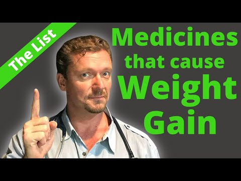 Medications That Cause Weight Gain �� 2020