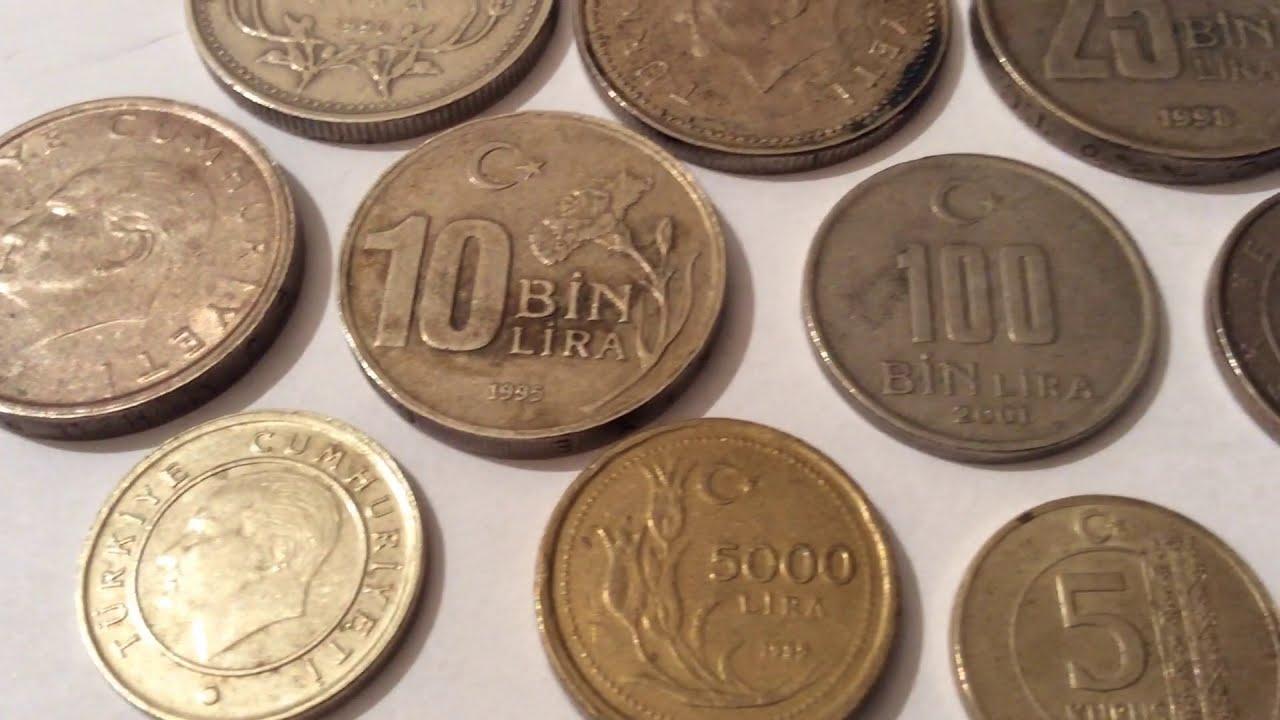 800 Price Rare And Old Turkish Coins Collection Value Numismatic Eski Türk Paraları Lira Kuruş