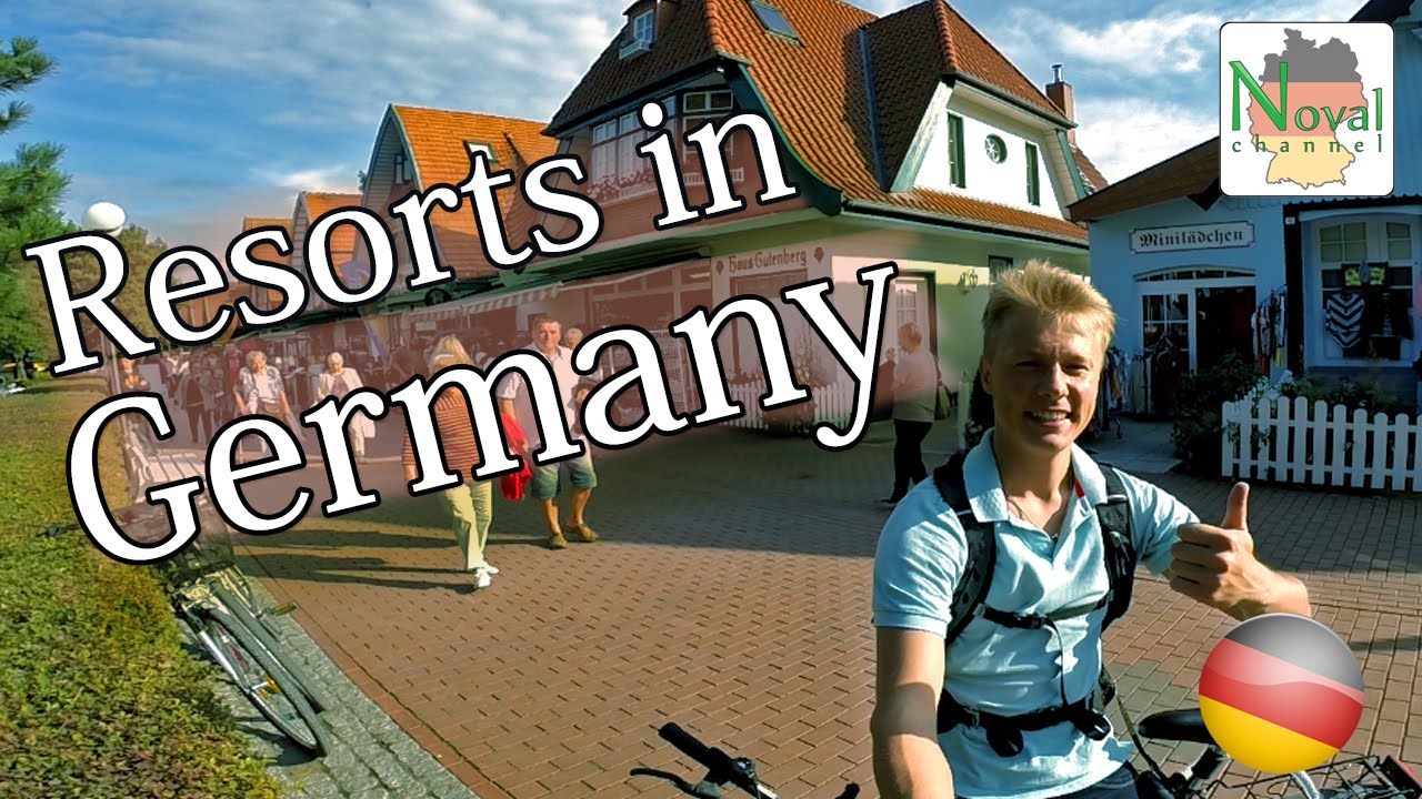 Курорты в Германии. Resorts in Germany.( Жизнь в Германии)